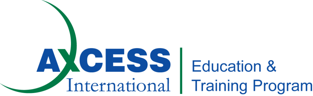 Axcess Logo Education 1